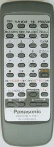 Пульт N2QAHB000030 оригинальный для телевизора PANASONIC