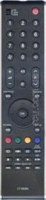 Пульт CT-90296 LCD для Toshiba