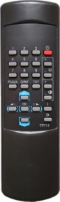 Пульт TP711 для телевизора GRUNDIG