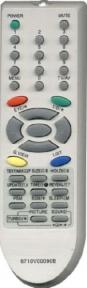 Пульт 6710V00090B оригинальный для телевизора LG