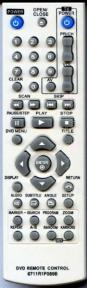 Пульт 6711R1P089B (DVD) CH. для видеотехники LG