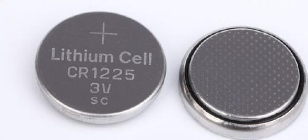 Элемент питания СR1225 3V 48mAh Rexant