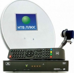 Комплект НТВ+ HD на базе NTV-PLUS 1HD VA PVR