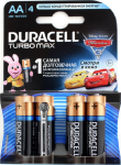 Элемент питания LR6 Duracell Turbo 1500